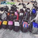 Motorino elettrico di stile del EEC Harley con il motorino di 2 Seater Citycoco