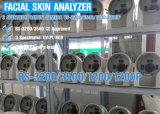 Machine faciale de scanner de peau d'appareil de contrôle de peau d'analyseur de Professioanl