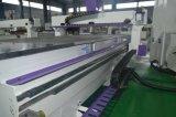 Máquina fresadora CNC de trabalho da madeira 3D automática para inscrição