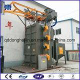 Doppelter Aufhängungs-Typ Granaliengebläse-Maschine