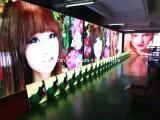 Panneau d'affichage visuel d'intérieur superbe de mur de l'espace libre P3 LED
