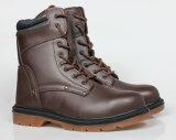 Воискаа безопасности неподдельной кожи Boot