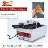 Grosse machine brûlante/grosse crème brûlante/gros matériel brûlant de machine de générateur gaufre de restauration