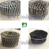 Ring-Nagel-Schweißen, das maschinelle Herstellung-Zeile Sorter-Gerät für Elektro-/Hot-Galvanized angestrichene Ladeplatte nageln lässt/Nagel des Dach-Nagel-S.S