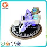 새로운 호화스러운 피아노 게임 기계 동전에 의하여 운영하는 피아노 건반 게임 기계