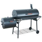 Gril de grande taille de barbecue de charbon de bois