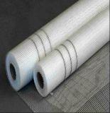 160g 4*4/5*5 Pflaster-Fiberglas-Ineinander greifen-Netz/Alkali-beständiges Fiberglas-Ineinander greifen