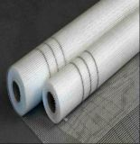 160g 4*4/5*5プラスターガラス繊維の網のネットかアルカリの抵抗力があるガラス繊維の網