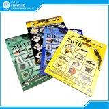 Печатание каталога размера американского стандарта A4
