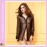 2016 Elegante Sexy Sexy Transparente Nighties Sleeping Lingerie