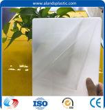 1/4&Acrilicos rdquor; épaisseur transparente, Hoja de plexiglas
