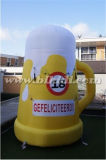 Im FreienLarge Inflatable Bottle für Event, Advertizing Giant Holland Cartoons für Sale