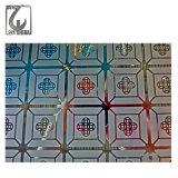 201/304 dekoratives Edelstahl-Platten-Blatt