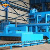Schuss-Strahlen-Maschine des Stahlblech-Qh6930 für großes Stück