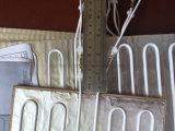 Folha de alumínio flexível manta de aquecimento por resistência