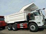 Sinotruk HOWO 371HP 70t Zz5707s3840aj van de Vrachtwagen van de Stortplaats van de Mijnbouw van de Weg