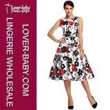 Signora casuale Wear Dress (L36088) dell'ufficio del lavoro del partito