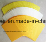 Filtro de ar de papel feito de polpa de madeira importados