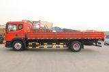 Caminhão da carga da tonelada 4X2 de Dfca Cummins 16
