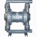 화학 공기에 의하여 운영하는 압축 공기를 넣은 격막 펌프