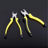 Multi-fonction haut outil à main en acier au carbone de 6 pouces de diagonale Pince de coupe