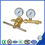 Oxygen Pipe Series Presses Reducer Gas Regulator with
