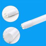130lm/W 10W luz del tubo LED T8