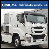Nuovo camion 420HP Euro5 del trattore del carraio di Isuzu Giga 4X2 6 per Manila