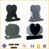 Memoriali e Headstone a forma di del cuore