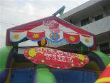 Dia van het Water van de Tijd van het circus de Opblaasbare voor Kinderen Chsl205