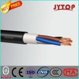 Кабель N2xh медный, галоид освобождает, пламя - retardant, XLPE изолированные Multi-Core кабели с медным проводником