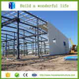 Export zum afrikanischen vorfabrizierten Qualitäts-Stahlkonstruktion-Lager