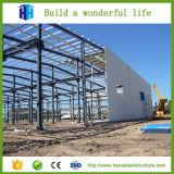 De prefab Fabriek van de Grote die Spanwijdte van de Structuur van het Staal voor de Markt van het medio-Oosten wordt afgeworpen
