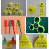 Números de serie de la clave de barras/máquina de la marca del laser del código de Qr