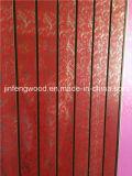 PVC / UV Pintura / Melamina Slatwall MDF