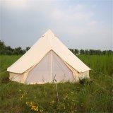 Tenda di Bell esterna del tessuto della tela di canapa del cotone di inverno da vendere