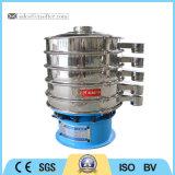Harina de acero inoxidable de la máquina de tamizado en la industria alimentaria