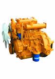 3構築機械のためのシリンダー4ストローク1.357Lの変位のディーゼル機関