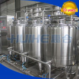 Système de nettoyage de la machine de lait (500L/réservoir)
