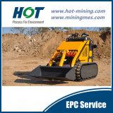 Затяжелитель миниой землечерпалки затяжелителя Alh280 кормила скида подземной минеральной миниой минеральной миниый