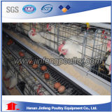 Клетка цыпленка слоя батареи птицефермы Jinfeng горячая продавая автоматическая