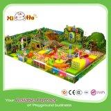 Спортивная площадка пущи детей темы джунглей крытая от поставщика Wenzhou