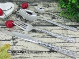 La coutellerie de haute qualité définir ensemble de couteaux en acier inoxydable