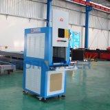 Машина отметки лазера коробки волокна высокой точности