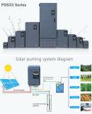 물 공급에 태양 양수 시스템에서 사용되는 SAJ 15KW DC/AC 입력 수도 펌프 변환장치