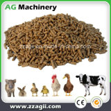 Ligne de granulage de pelletisation d'alimentation d'usine de boulette d'alimentation du bétail d'alimentation des animaux