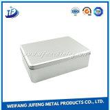 Parti di perforazione strato d'ottone/d'acciaio/del metallo personalizzato con la placcatura dello zinco