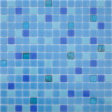 Swimming Pool Tile Swimming Pool Glass Mosaicのための安いMosaic Tile Sheets Glass Mosaic
