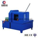 Máquina de estaca de borracha hidráulica de borracha da mangueira do cortador Mt-51qg-1 da câmara de ar de China