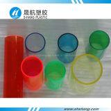 Diverses couleurs des pipes acryliques de PMMA avec le GV reconnu